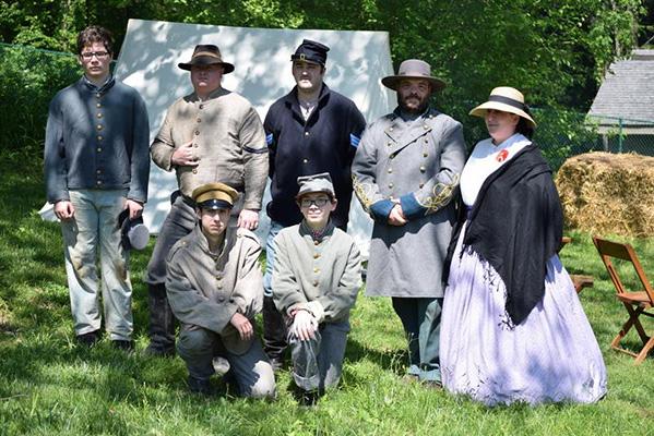 Historical Reenactors